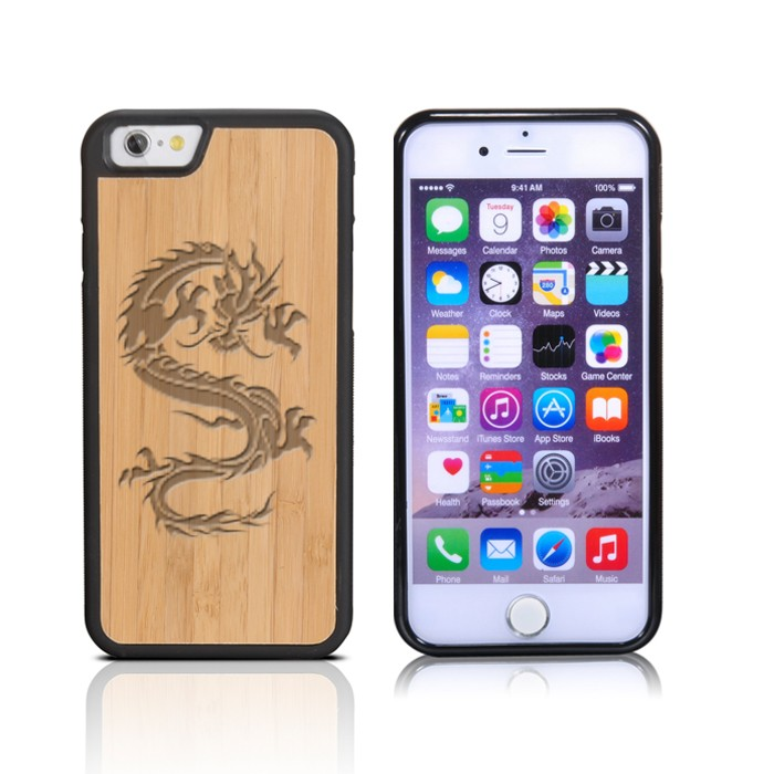Small Sample Order High-grade Wood Cheap Mobile Phone Case