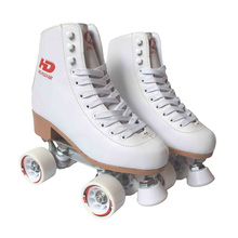 2017 high quality new design roller quad skates shoes for sale