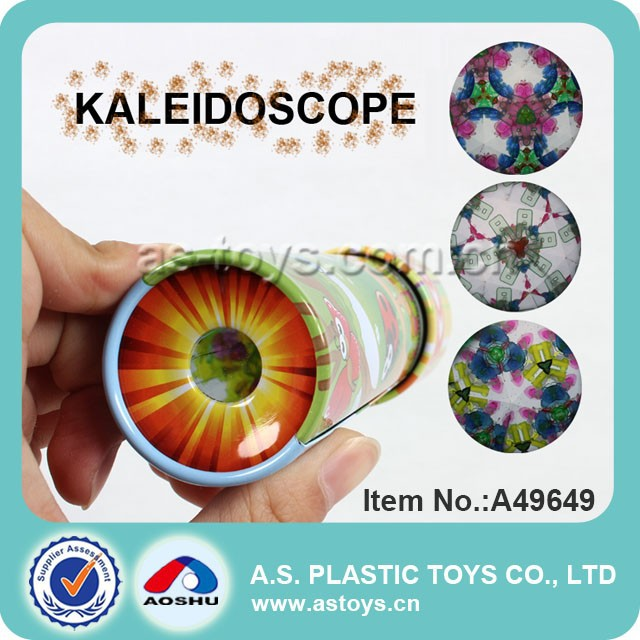 most popular newest classic metal kaleidoscope wholesale toys for childrens