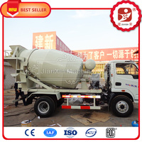 Programmable 12000-15000l Slurry Mixing Truck For Sale,Concrete Mix Truck,used concrete mixer truck forfor sale with CE approved