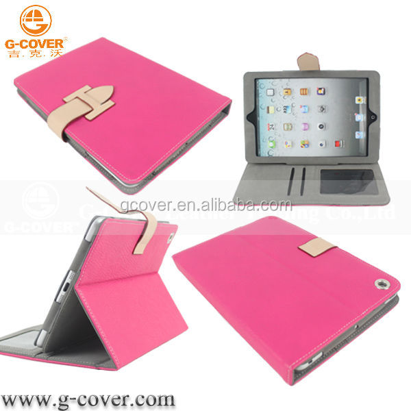 new stylish For ipad mini leather case
