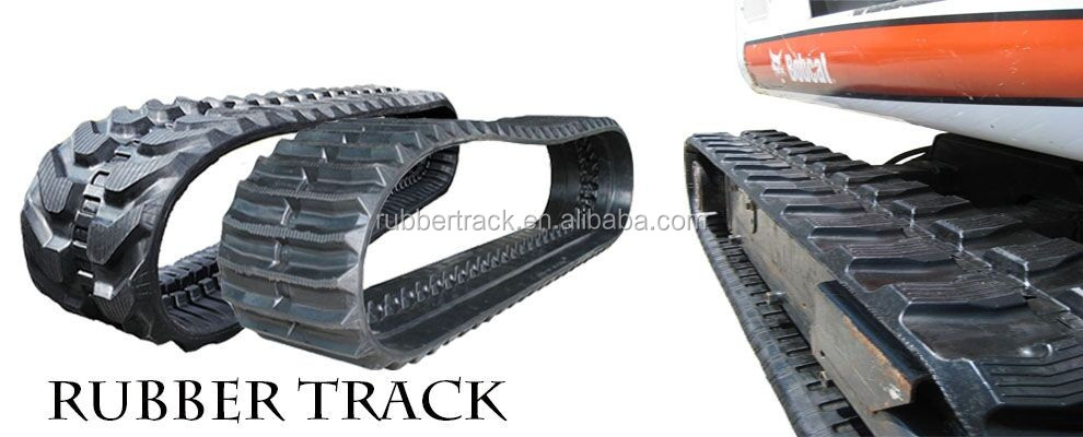 Agriculture Rubber Track/Crawler, Airman ax55 Rubber Track
