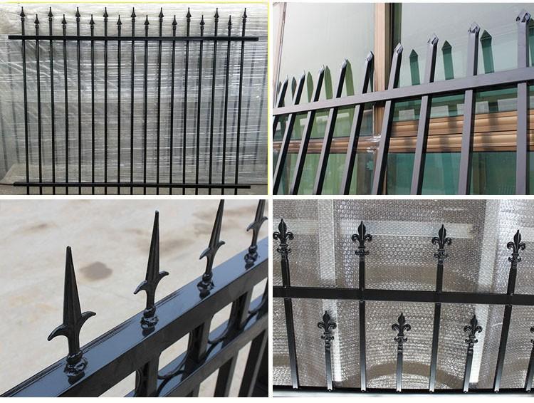 Hochwertige schmiedeeisernen zaun design, tore und gitter design ...