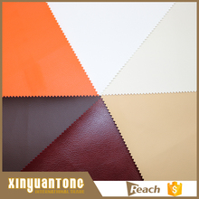Latest Fashion Imitation Lint Printed Pvc Leather