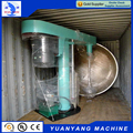 Factory price 55 KW vacuum type oem high speed disperser for adhesive