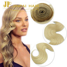 JP Hair Top Quality Shedding Free 613 Color Weave Brazilian Human Mink Hair
