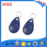 Approved manufacturer key fob nfc