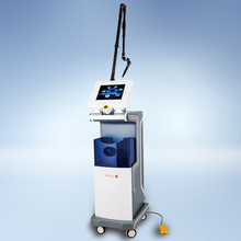 Med-870+ 2017 hot sell ablative fractional laser pain relief instrument