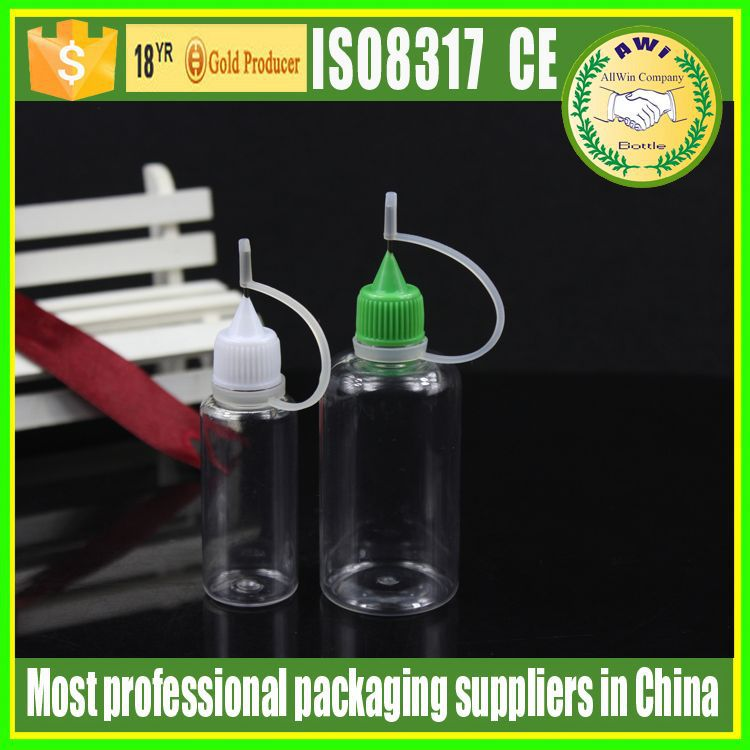 hot liquid container 5ml with child proof tamper seal cap