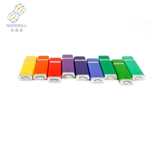 Hot Sale Plastic Usb Flash Drive 2gb 4gb 8gb colorful usb memory stick