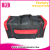 Black Fodable high capacity polyester luggage bag new model