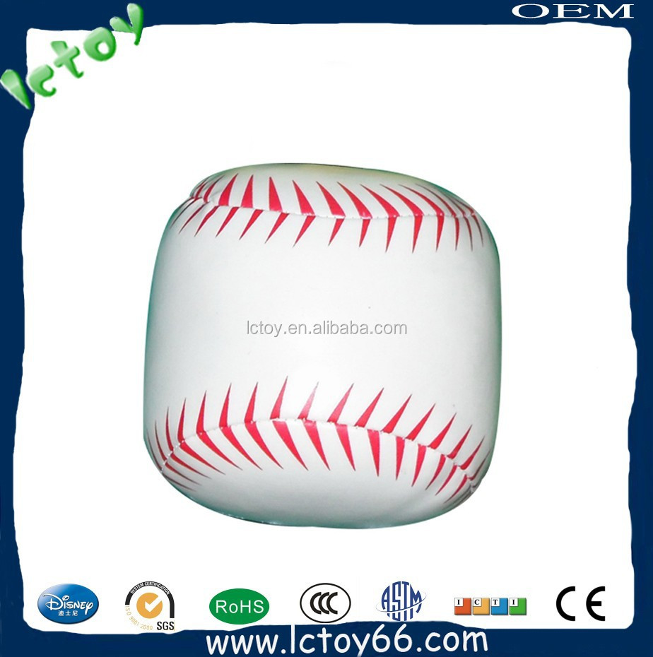 2015 Promotion Customize leather Juggling Ball