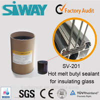 solvent free Butyl Rubber Sealant for Insulating Glass