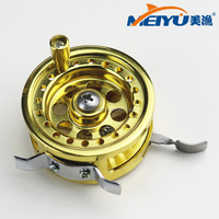 Exceptional price: SC+. FLY reel .spider handle.WIRE WHEEL.Fishing tackle fishing vessels