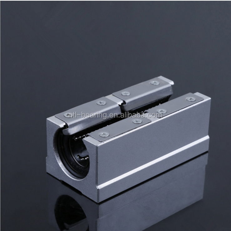2017 Hot Sale SBR50LUU Linear Motion Slide For CNC Machine