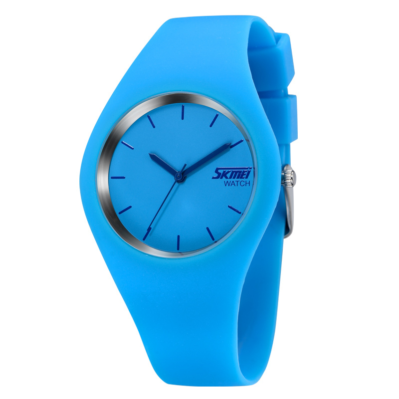 New Fashion Brand Famous Silicone Sport Watch Quartz Casual Watch Style Women Dress Watch Jelly Wristwatch For Men Kids Lady