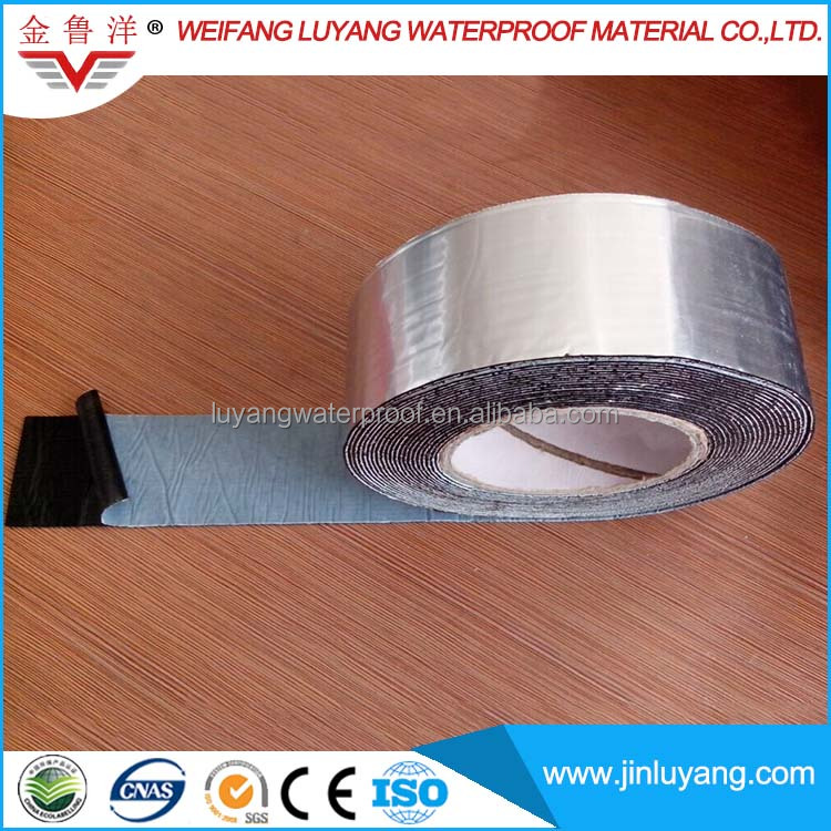 Cheap Price Self Adhesive Modified Bitumen Seal Strip Roof sealing rolls