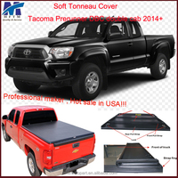Tacoma Prerunner DBC double cab pick up truck bed covers