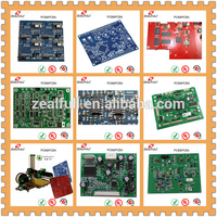 Shenzhen pcb board making PCB&PCBA assembling factory supplies pcb bare board from China