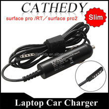 Car charger 12V 3.6A Power Charger Adapter for Microsoft Surface Pro 1 2 Windows 8 Tablet
