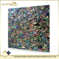 New fashion building materials abalone shell mosaic tile panels