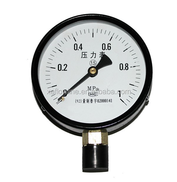 High quality of digital air pressure gauge