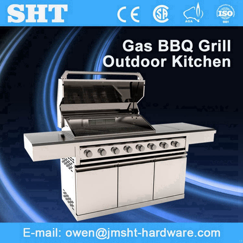 Alibaba Factory Best Service Stainless Luxury Barbecue Thai
