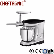 7 liters top chef new coming portable large stand mixer