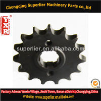 Professional produce engine sprocket,NX 400 FALCON 15T sprocket,420 and 428 ansi chain sprocket