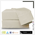 100% cotton 4 pcs bed linen sheet set