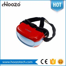 Mass supply superior quality quad core cpu vr box glasses