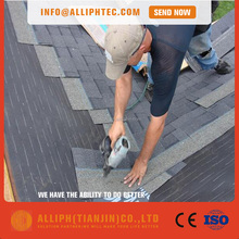roofing material laminated asphalt shingles