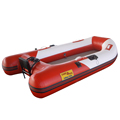 Hot selling Fishing Inflatable Pontoon Boat with Oar,Pump