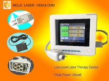 Physical infrared laser therapy equipment