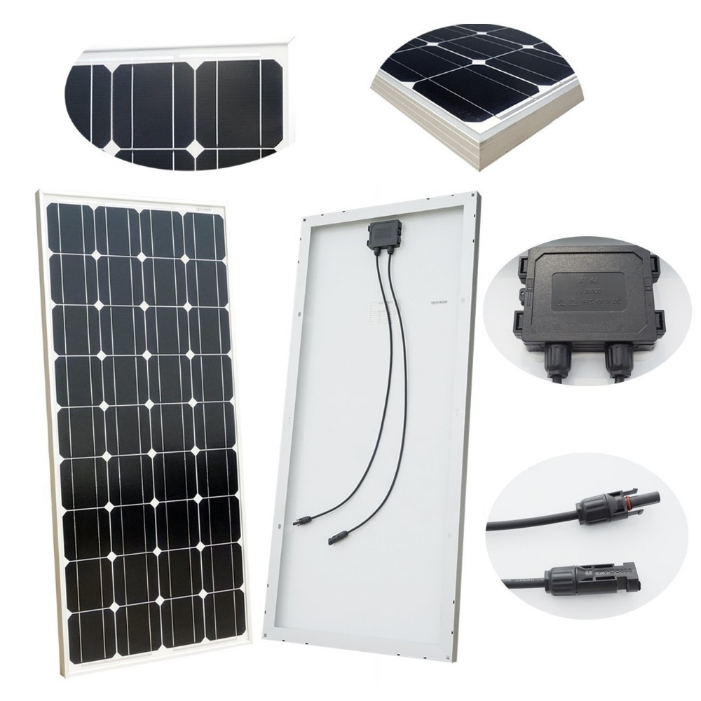 Solar panel connector cables for home power systerm