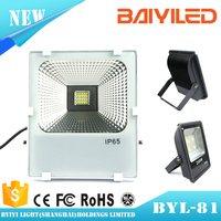 High quality materials color changing outdoor 60 watt led flood light