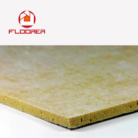 5mm acoustic flooring rubber underlay