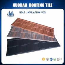 long life span low price high strength flat blue concrete roof tile
