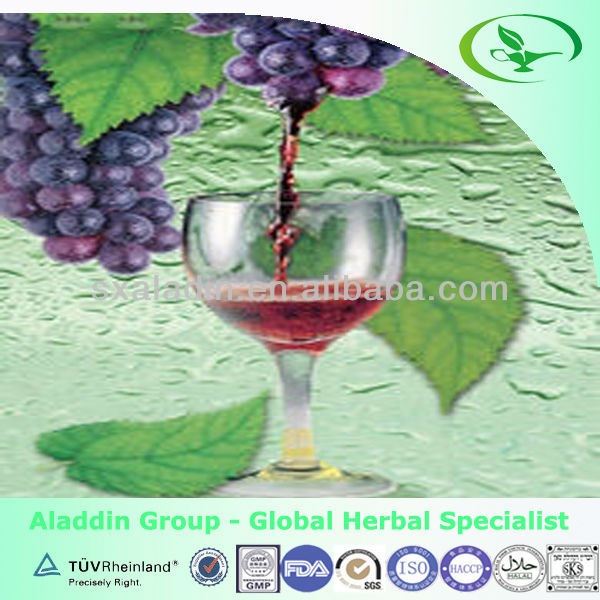Red and White Grape Wines