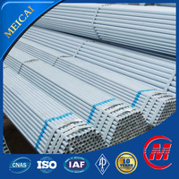 hot dip galvanized steel pipe thickness specifications