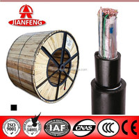 2016 telecommunication cable jianfeng direct burial telephone cable from 1 pair to 2400 pair