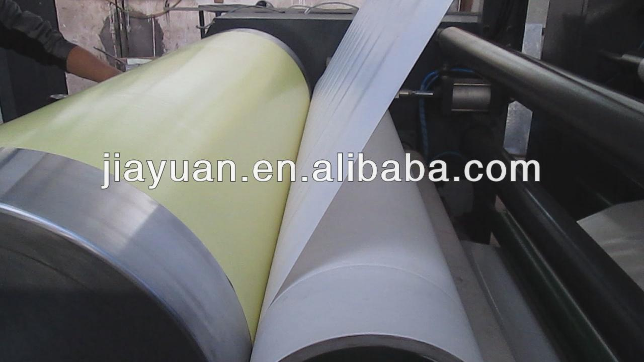 PLC controlled High Speed Adhesive Paper Hot Melt Coating Machine