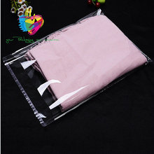 China supplier good selling cheaper wholesale first choice for packing clear plastic protective sleeve