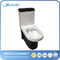 Bathroom one piece toilet australian standard