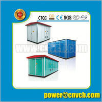 Combined Type Substation 33kv Gis Electric