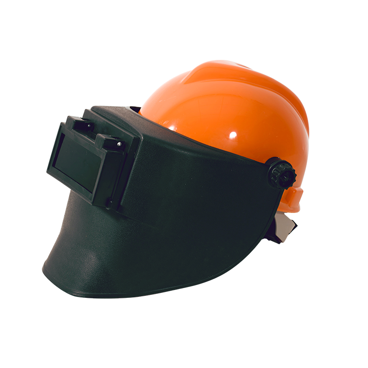 WM002 Hard Hat Welding Helmet Safety Auto-darkening Shield Mask For Welding