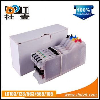 LC103 LC105 compatible ink cartridge for Brother MFC-J6920DW with chip