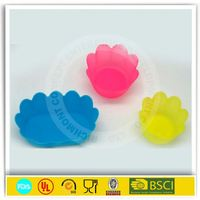 2014 kitchen appliance food-grade silicone cupcakes