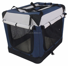 Multiple Sizes & Colors Available Foldable Faric Dog Crate Pet Soft Crate