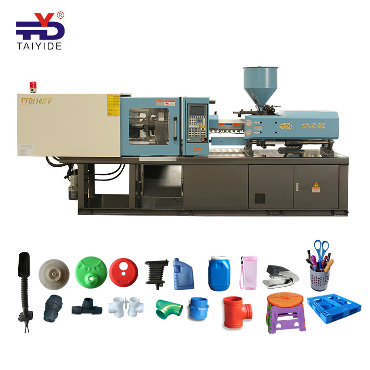 Low Cost 110tons Desktop Small Plastic Injection Molding Machine